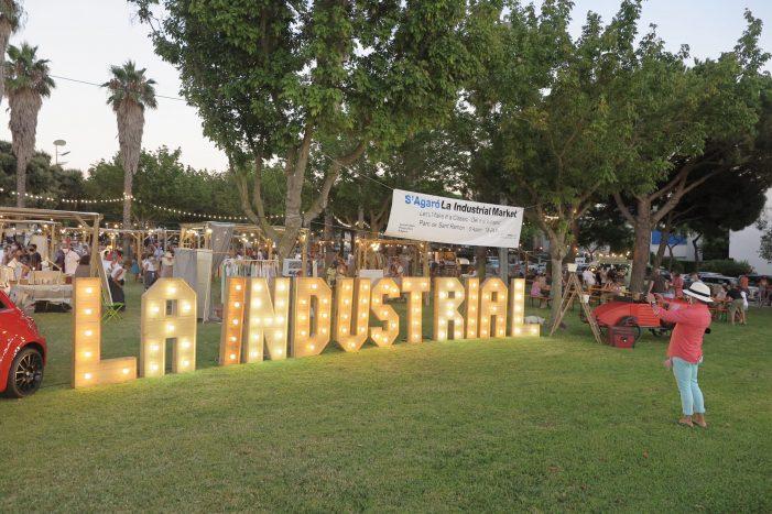 Més de 10.500 persones a la segona edició del Summer Market La Industrial a S'Agaró