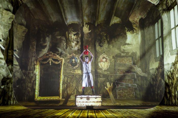 Albert Pla porta l'espectacle 'Miedo' al Festival de la Porta Ferrada