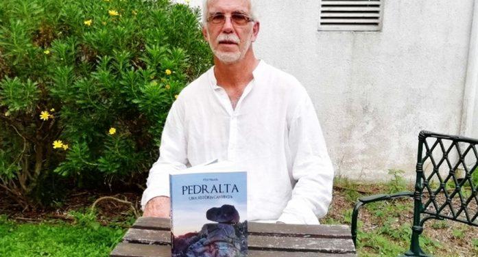 Carles Pérez-Villalba presenta el seu darrer llibre a l'Antic Hospital
