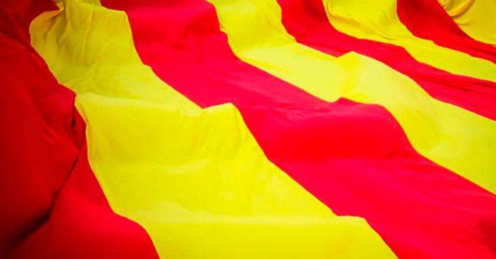 Celebració de la Diada Nacional de Catalunya a Sant Feliu de Guíxols
