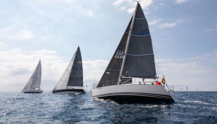 30 embarcacions i 87 navegants en una exitosa 49a Guíxols Medes