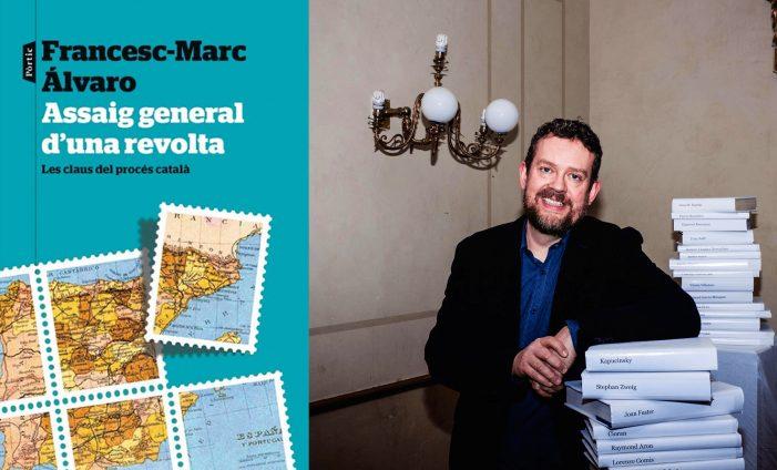 Francesc-Marc Álvaro presenta a Casa Irla el seu últim llibre 'Assaig general d'una revolta'