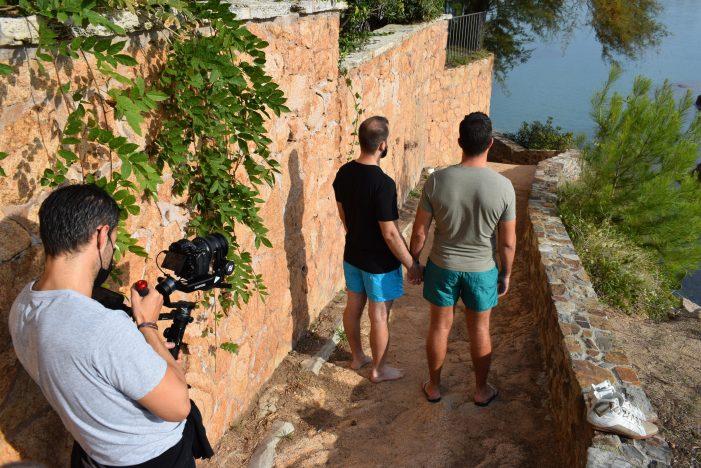 Sant Feliu de Guíxols és un dels escenaris d'un vídeo promocional de l'Agència Catalana de Turisme per a visibilitzar i normalitzar el col·lectiu LGTBI