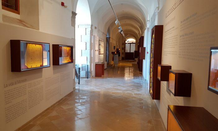 El Museu d'Història presenta un nou itinerari de visites al Monestir de Sant Feliu