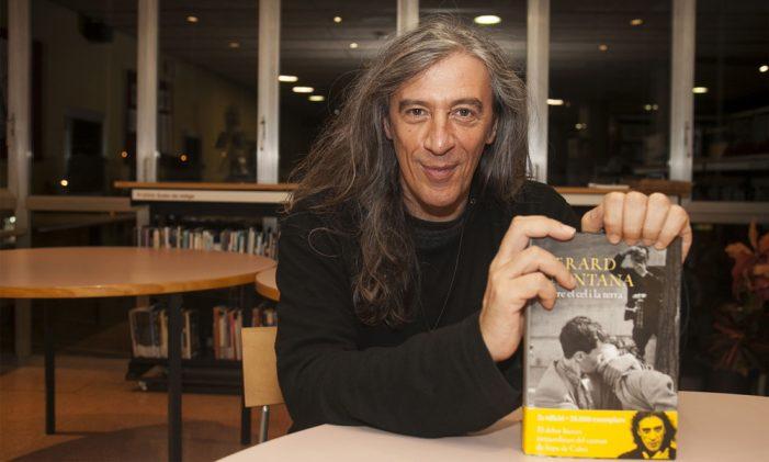Casa Irla ajorna la presentació del llibre 'Entre el cel i la terra' de Gerard Quintana