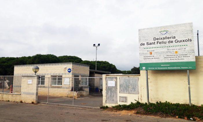 La Deixalleria Municipal obrirà també a les tardes a partir d'aquest dimecres 18 de novembre