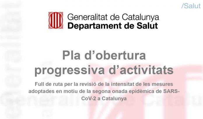 Dues setmanes a la fase 1 del Pla d'obertura progressiva d'activitats econòmiques i socials