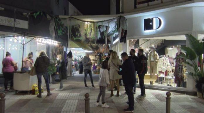 Els petits comerços de Platja d'Aro se les enginyen per sobreviure