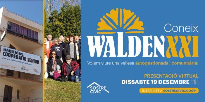 Sessió informativa online del projecte de cohabitatge sènior Walden XXI de Sant Feliu de Guíxols