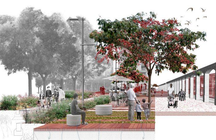 Aprovat el projecte de transformació de l'avinguda del doctor fleming per integrar-la al centre comercial a cel obert de platja d'aro