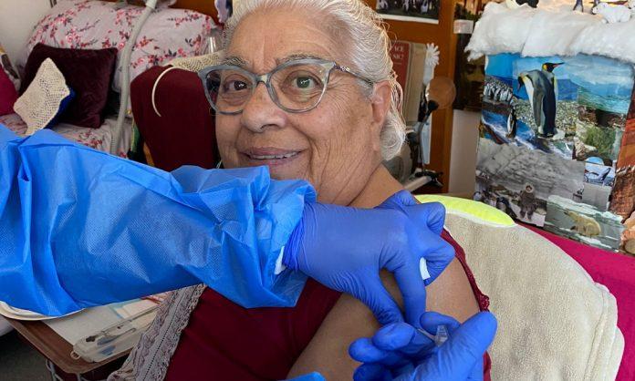 Continuen les vacunacions de la Covid 19 a les residències de Sant Feliu
