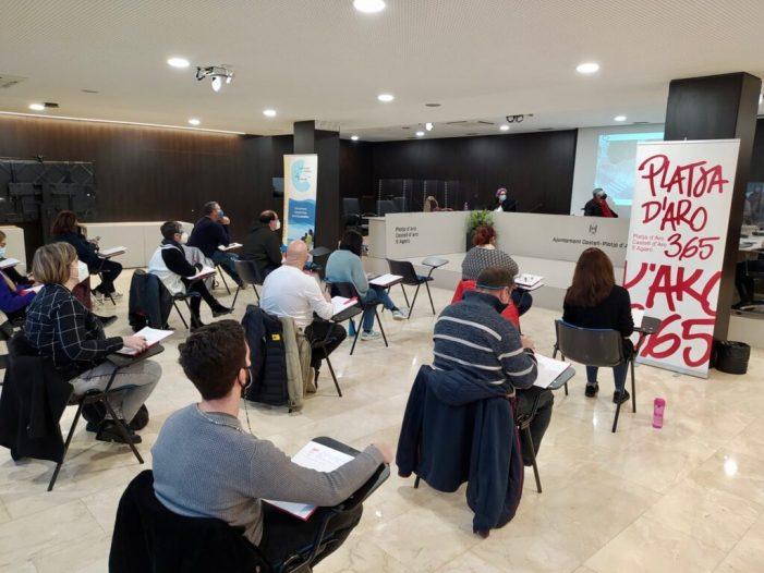 Certificar en accessibilitat turística el nucli de Castell d'Aro, nous espais a Platja d'Aro i més empreses
