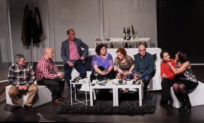 'Un joc perillós' és la nova obra del XVI Concurs de Teatre Amateur per aquest diumenge