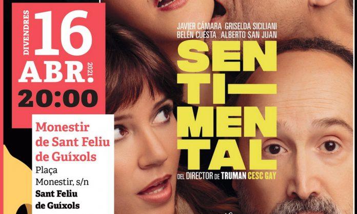'Sentimental' és la nova pel·lícula del Cicle Gaudí