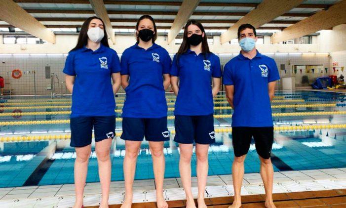 Tres nedadores del Xaloc a les proves pre-selecció FEDAS