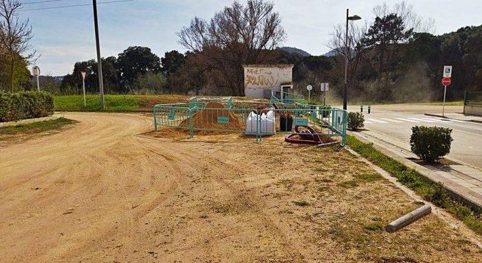 Nova àrea d'autocaravanes a Santa Cristina d'Aro