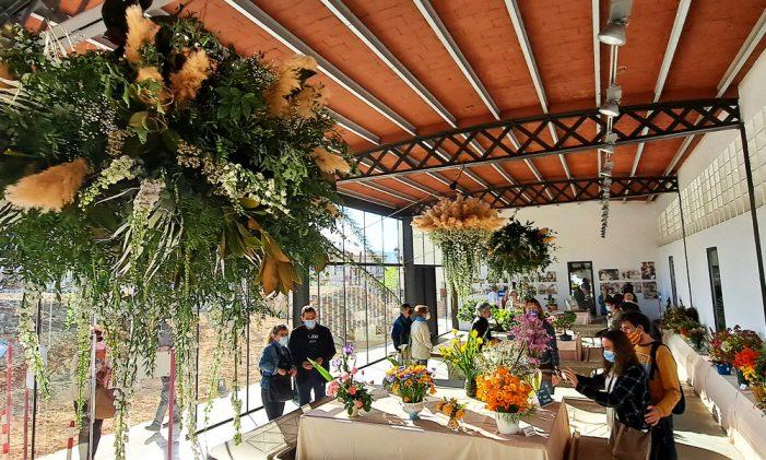Èxit de visitants i participants del Guíxols Flors d'aquest cap de setmana
