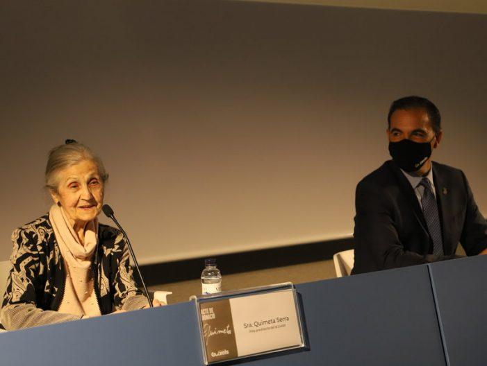 Pugna pel llegat de Quimeta Serra