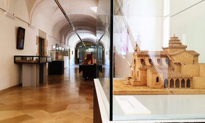 Celebració del Dia Internacional dels Museus amb dues visites guiades a les sales del Museu d'Història, aquest dissabte