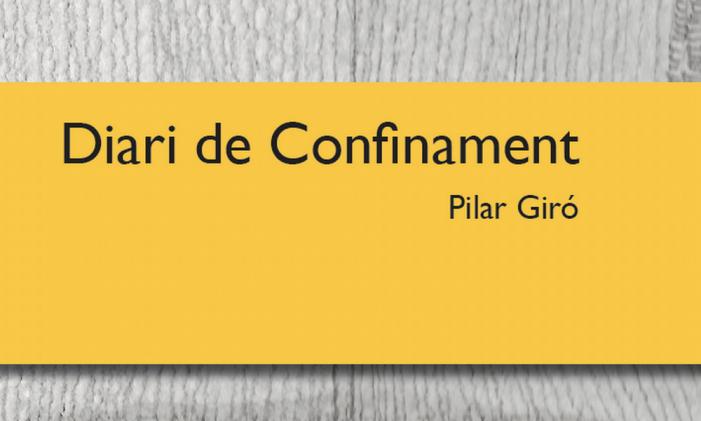 Aquest divendres a 'La Casa Irla', presentació del llibre de Pilar Giró