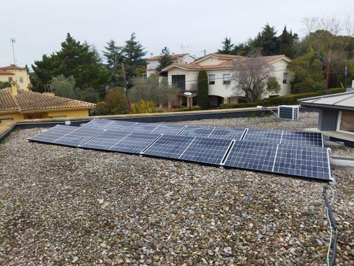 Santa Cristina d'Aro aprova quatre projectes destinats al foment de la sostenibilitat energètica al municipi.