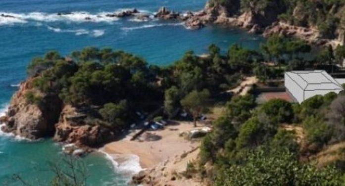 SOS Costa Brava presenta al·legacions al POUM de Santa Cristina on es preveu un hotel davant el mar