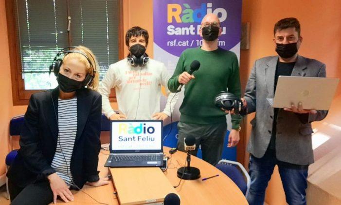 Ràdio Sant Feliu ja té a punt la nova graella d'espais radiofònics en la franja de migdia