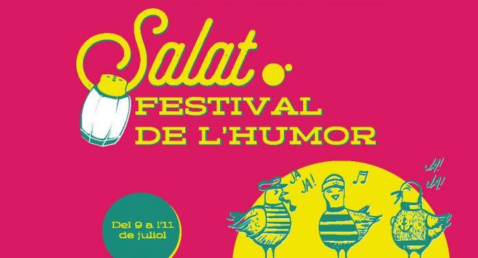 El festival d'humor Salat rep més de 5.000 espectadors
