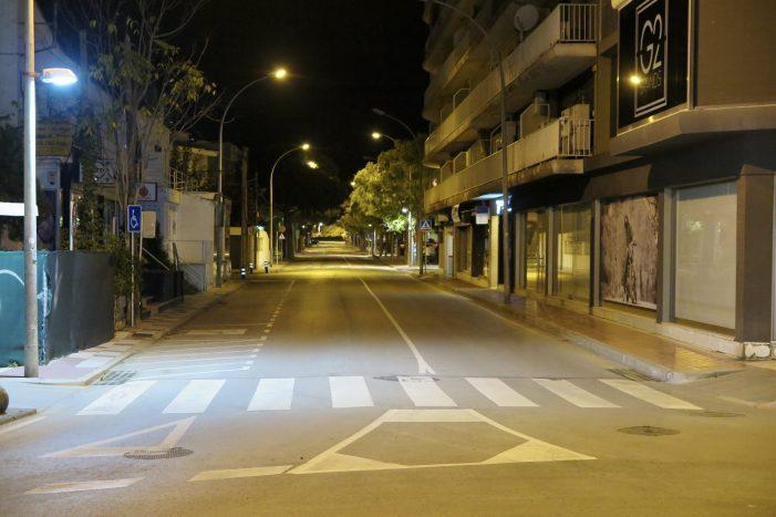 Castell-Platja d'Aro i S'Agaró tindrà toc de queda una setmana més
