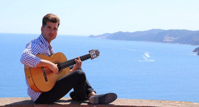 Presentació del debut en solitari del ganxó Sergio Sola